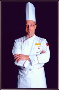Joe Stanchi Chef Pizza